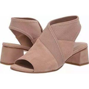 Eileen Fisher 7.5 Luca Slingback Block Heel Sandal